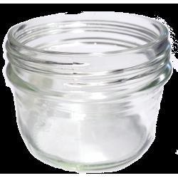 Bocal de conservation en verre de 200ml