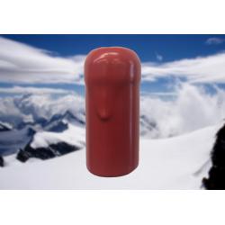 Capsule décorative pour Magnum rouge
